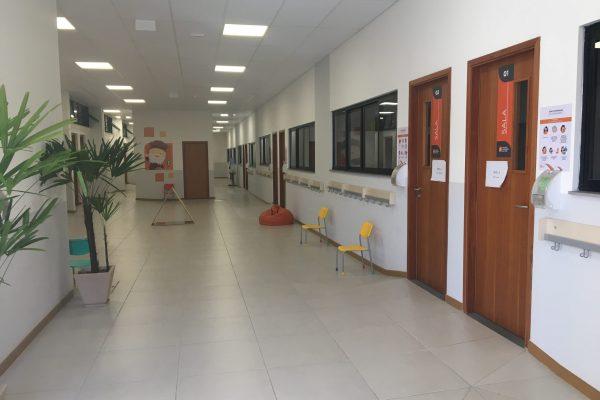 Área da Educação Infantil