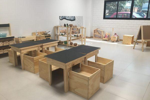 Salas da Educação Infantil