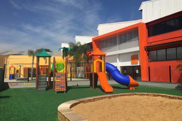 Playground Externo